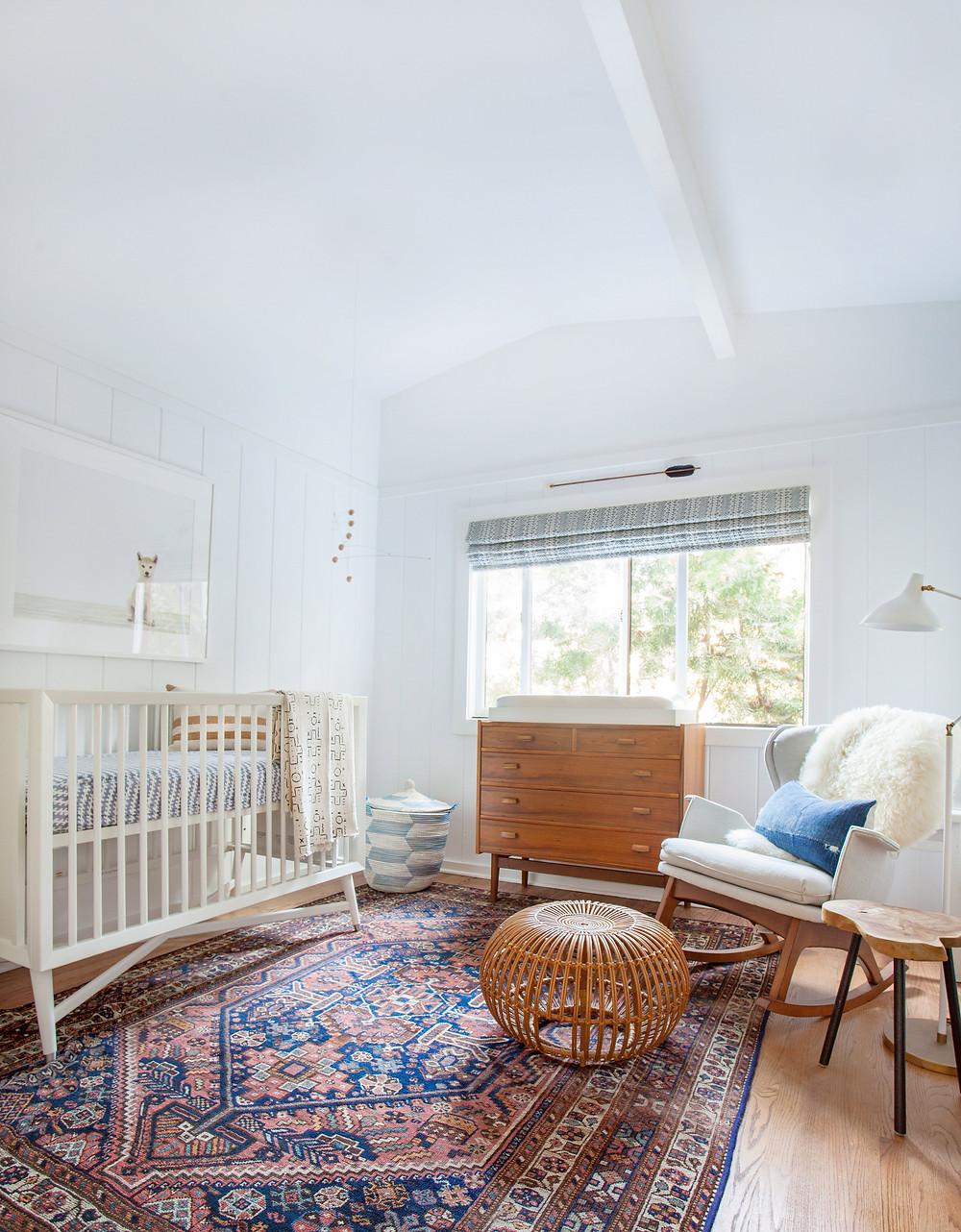 lumbar cushion, indigo, batik, vintage, ethnic, scandinavian, interior design, nursery, ethical, homewares, lifestyle, artisan
