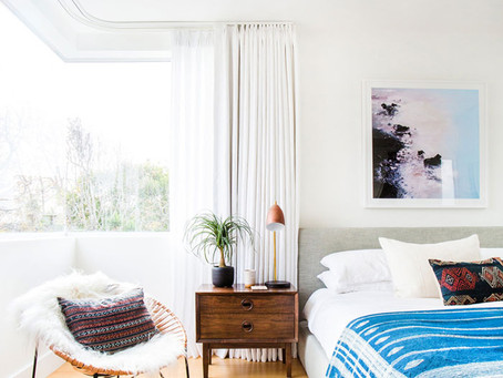 Indigo Batik Textiles: Inspo for how to style them in your home