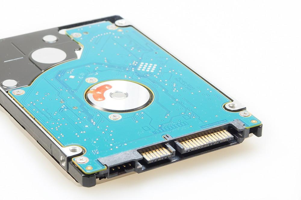 How to spot a failing hard drive