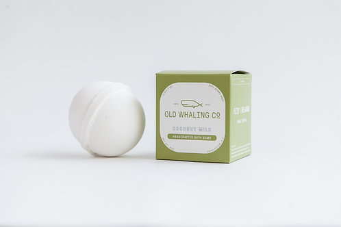 Bath Bomb - Coconut Milk