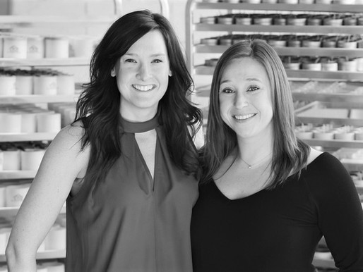 The Rustic House - Two Best Friends Who Created a Luxury Candle Brand