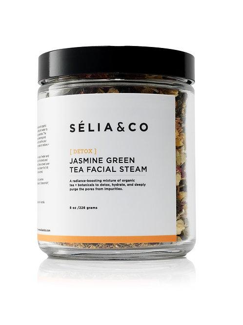 Jasmine Green Tea Facial Steam