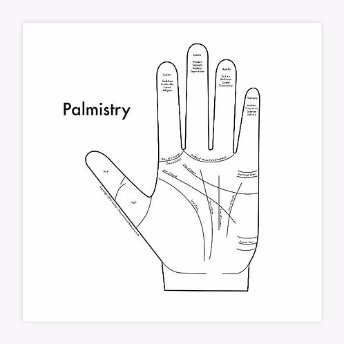 Palmistry Letterpress Press