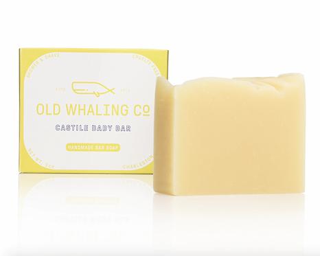 Bar Soap - Castille Baby