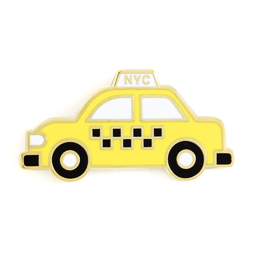 NYC Taxi Pin