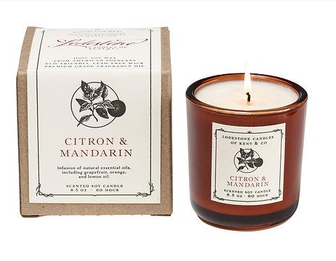 Citron & Mandarin Candle