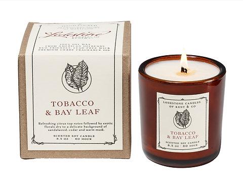 Tobacco & Bay Leaf Candle