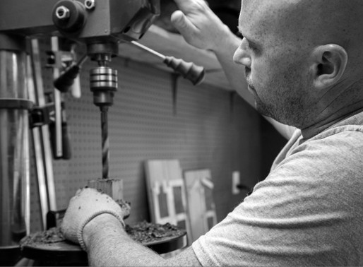 Meet Reed Wilson - Designer & Founder of Reed Wilson Design