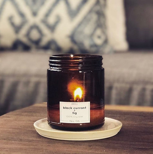Soy Candle - Amber Collection No. 06