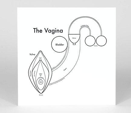 Vagina Letterpress Press