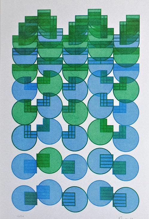 """""""Kahn"""" Print - by Daniella Trigo"""