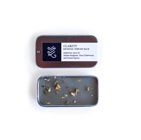Botanical Perfume Balm - Clarity