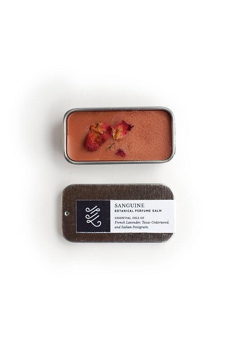 Botanical Perfume Balm - Sanguine