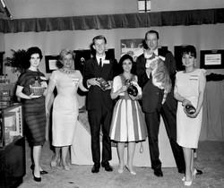 MK_at_NY_Trade_Fair_1960_1klein