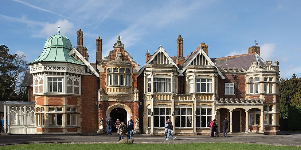 Bletchley Park Day Trip-Discover the Home of Codebreakers!