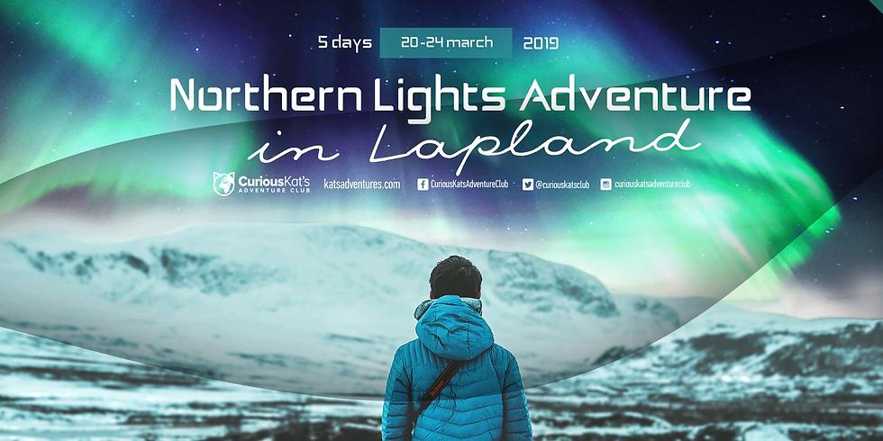 Northern Lights & Dogsledding Adventure in Lapland-5 days