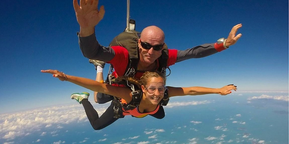 Let`s DO a 13,000 Foot SKYDIVE!