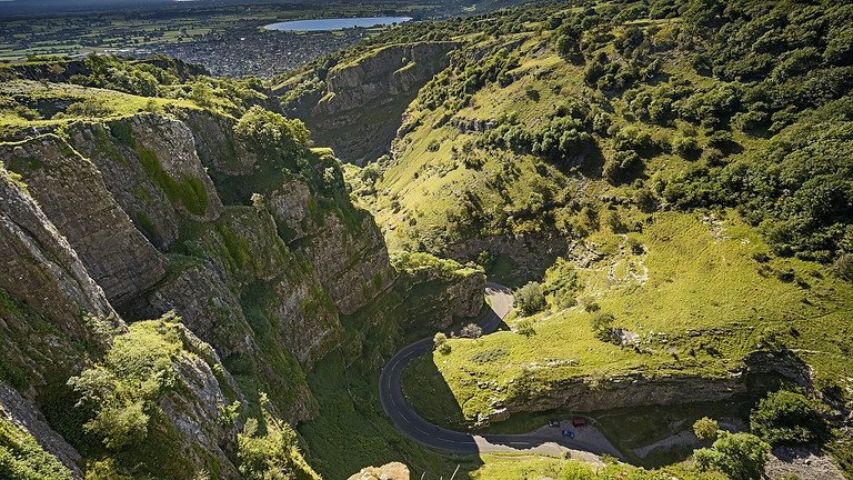 CHEDDAR GORGE ADVENTURE - Cancelled due to government travel guidelines