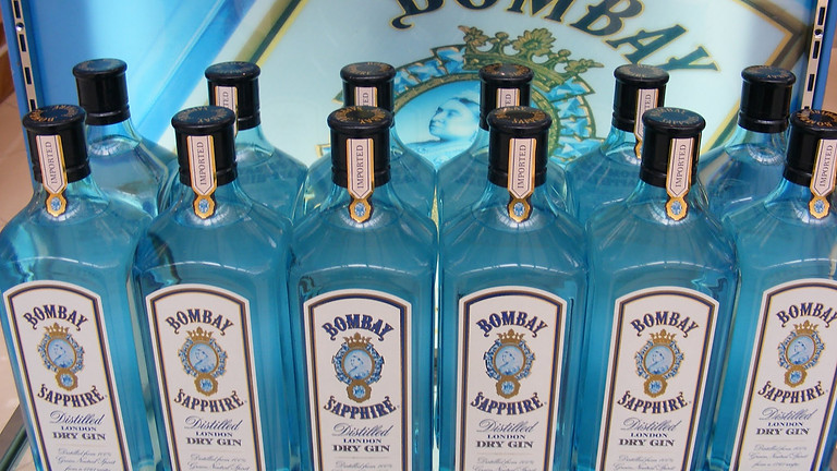 The Bombay Sapphire Walk
