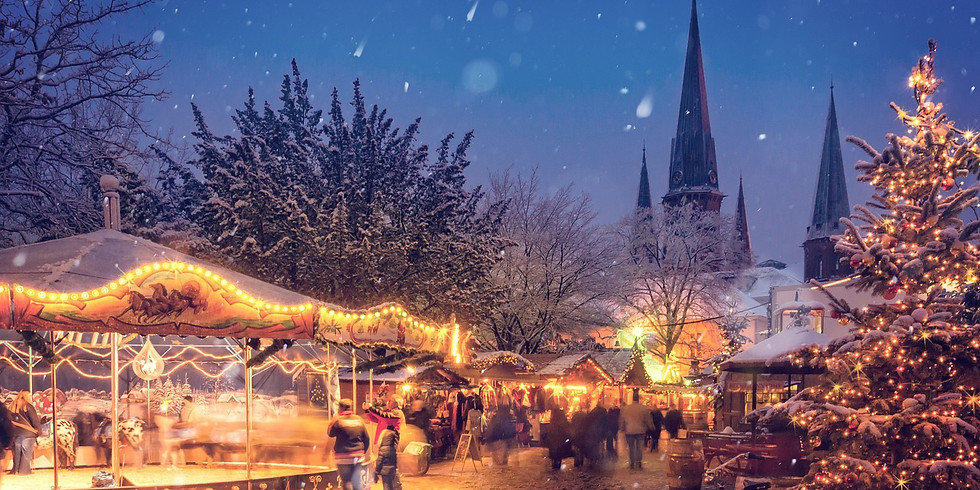 Winchester Hike & Christmas Markets