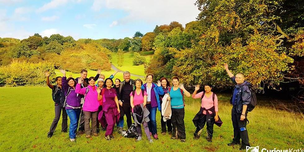 50 Shades of Orange - Ashridge Autumn Walk