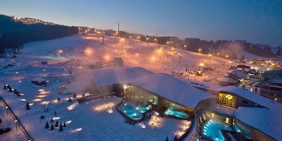 Skiing, Sightseeing and Thermal pools in Poland - Winter Adventure