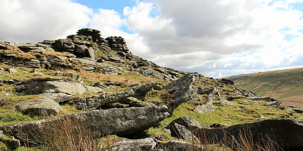 Weekend in Dartmoor- Hiking Adventure