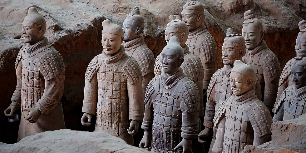 Terracotta Warriors Exhibition and The Beatles-Liverpool Adventure