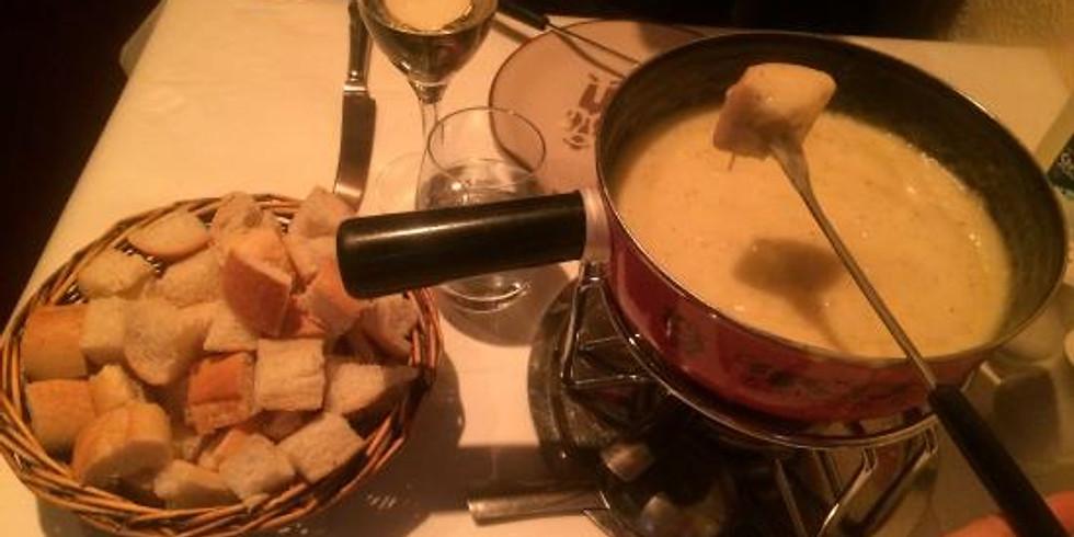 Fondu night - Swiss Foodie Adventure