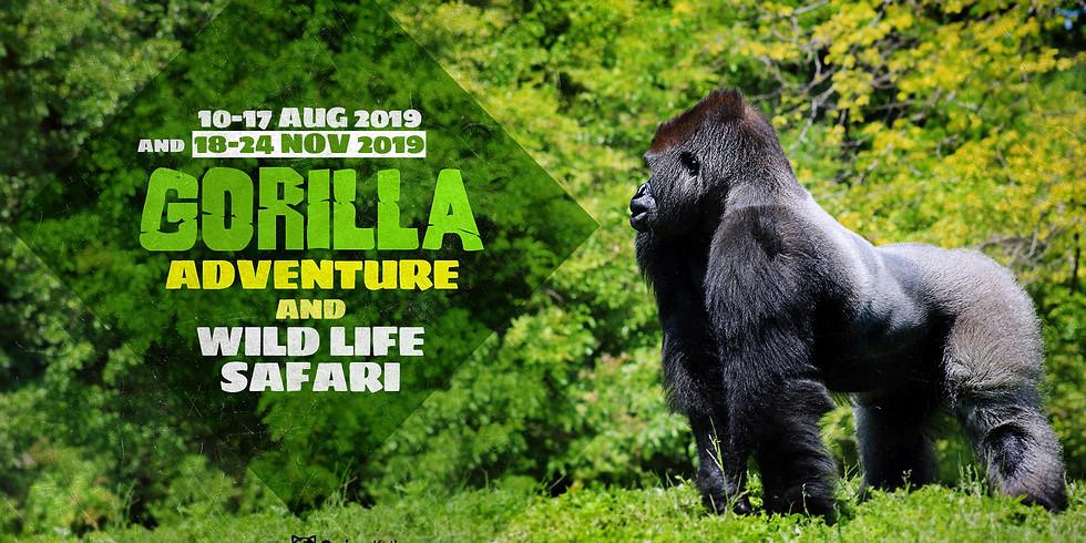 Gorilla Adventure and Wild Life Safari in Uganda