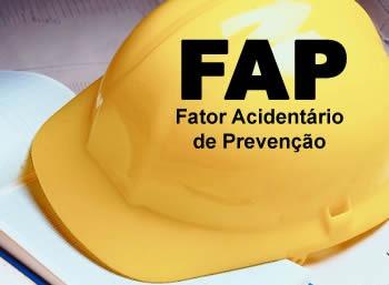 FAP utilizado a partir de janeiro de 2020