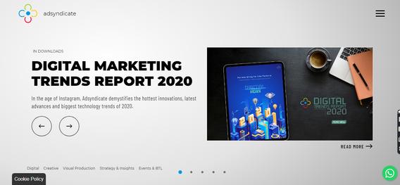 digital marketing agencies AdSyndicate