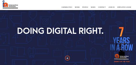 digital marketing agencies Interactive Avenues