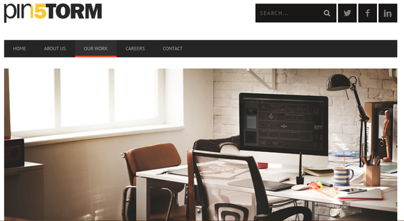 digital marketing agencies Pinstorm