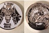 Die Hard Dixie 2014 Challenge Coin