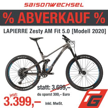 Lapierre Zesty AM 5.0