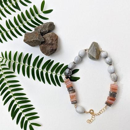Seed & Stone Bracelet