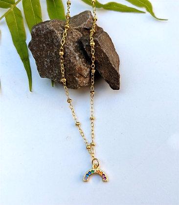 Maui Rainbow Necklace