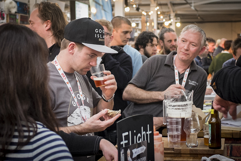 Craft Beer Rising, London