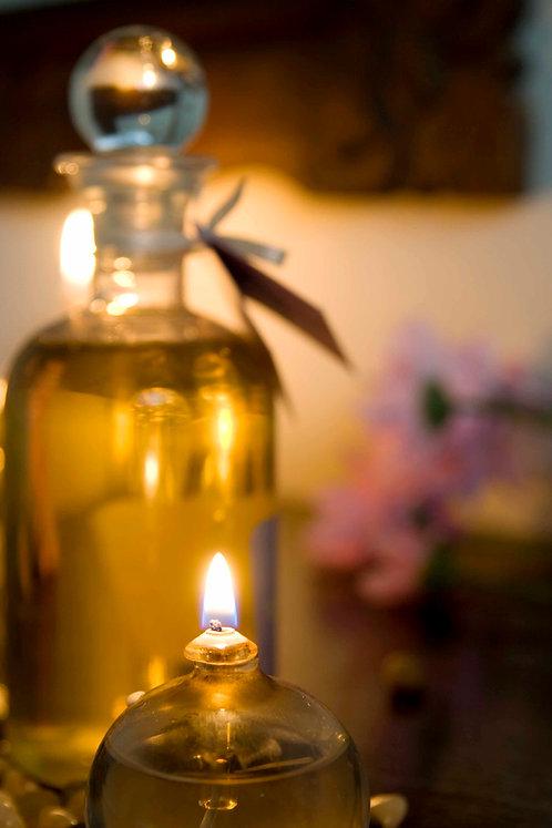 Bamboo Massage Candles