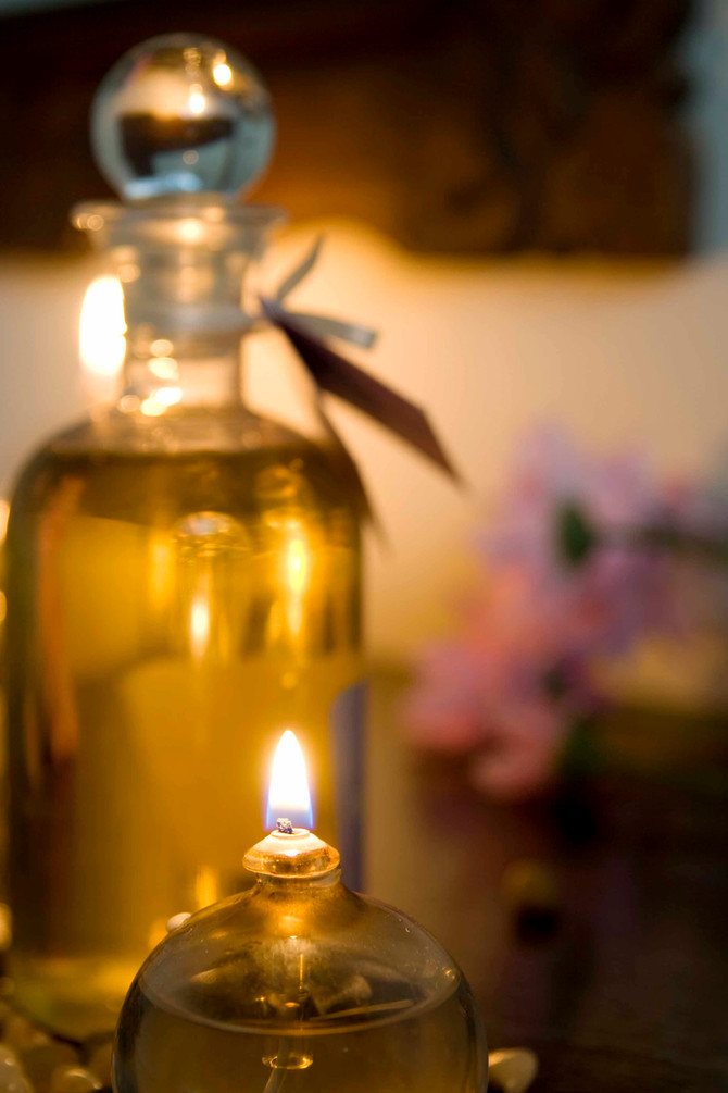 Aromatherapy - The Healthy Balance Between Body, Mind and Spirit