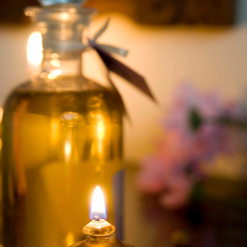 Practical Magic: Blessing Oils