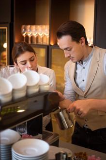 maximilian hotel prague praha brasserie nora barnhart food photography fotografka restaurace scott van wagenen socail media manager content creator
