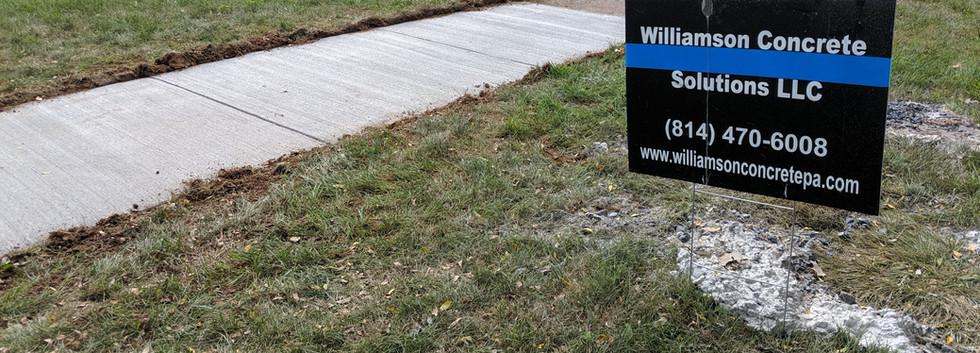 Bradley Ave Sidewalk Replacement