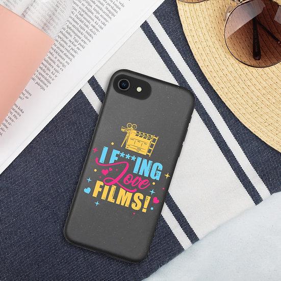 Biodegradable Love Film Iphone Case