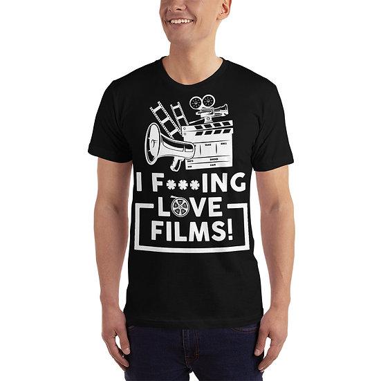 Men's Love Film T-shirt