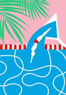 01 Diving George Illustration.png