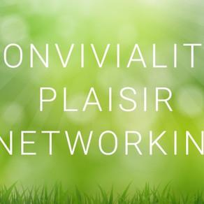 En avant pour les retrouvailles et le networking !