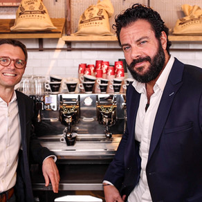 Fast & Delicious, Jonathan et Nicolas, Victoria Arduino nous parlent café!