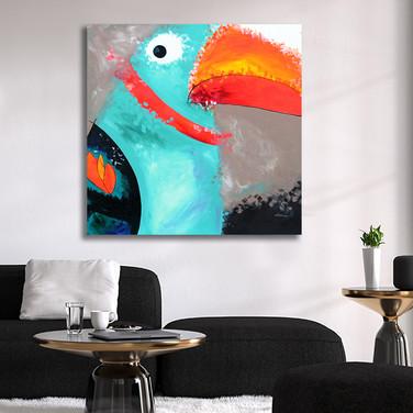 Humberto the bird